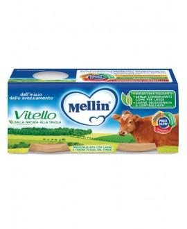 MELLIN OMOGENEIZZATI VITELLO GR.80X2