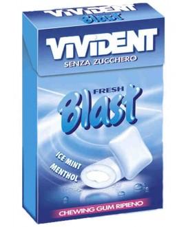 VIVIDENT BLAST FRESH ICE X20