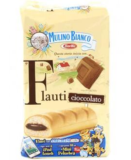 MULINO BIANCO FLAUTI CIOCCOL.GR.280