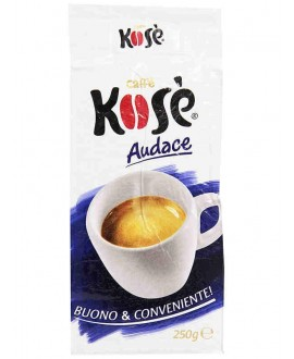 KOSÈ CAFFÈ BLUE AUDACE BUSTA GR250