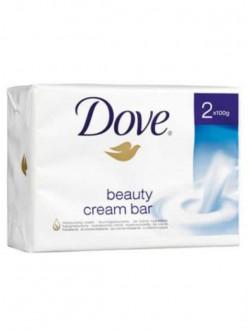 DOVE SAPONE BEAUTY CREAM GR.100X2