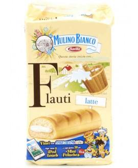 MULINO BIANCO FLAUTI LATTE GR.280