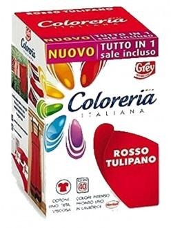 COLORERIA ITALIANA ROSSO