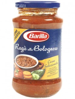 BARILLA SUGO RAGU BOLOGNESE GR.400