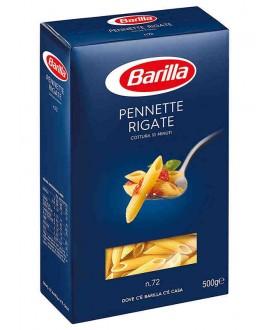 BARILLA N.72 PENNETTE RIGATE GR.500