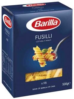 BARILLA N.98 FUSILLI GR.500