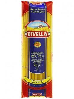 DIVELLA 6 BUCATINI GR500