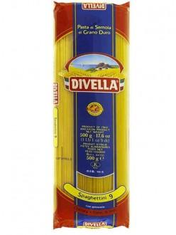 DIVELLA 9 SPAGHETTINI GR500