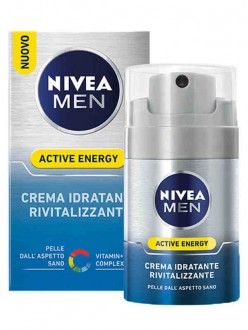 NIVEA CREMA RIVIT.FOR MEN Q10 ML.50