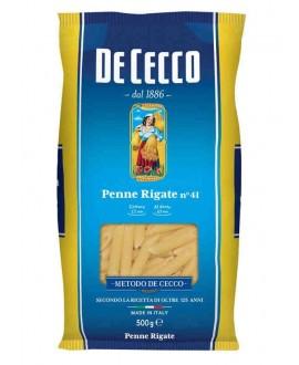 DE CECCO 41 PENNE RIGATE GR500