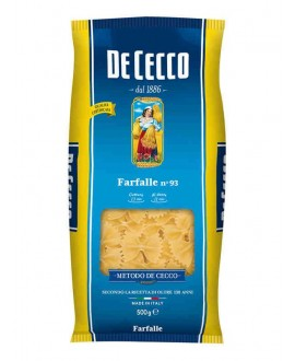 DE CECCO 93 FARFALLE GR500