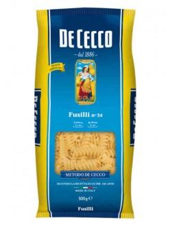 DE CECCO 34 FUSILLI GR500