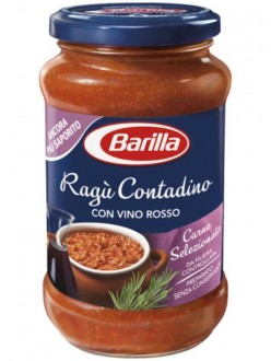 BARILLA SUGO RAGU'CONTADINA GR.400