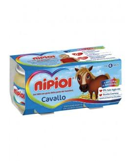 NIPIOL OMOGENIZZATI CAVALLO GR.80X2