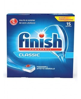 FINISH POWER BALL CLASSICO TABS 15