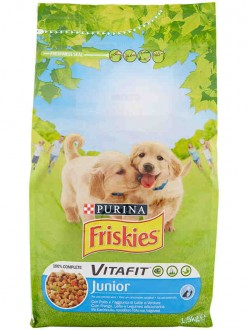 FRISKIES JUNIOR KG.1,5