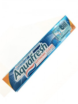 AQUAFRESH DENTRIFICIO EXTR. CLEAN PURIFICANTE 75M