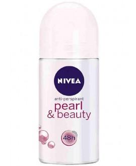 NIVEA DEO ROLL-ON PEARL&BEAUTY ML50