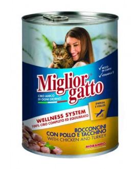 MIGLIOR GATTO BOCC.POLLO/TACC.GR.400