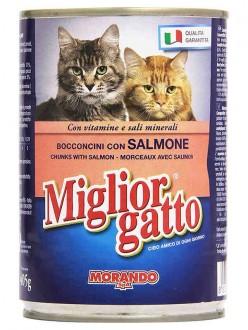 MIGLIOR GATTO BOCC.SALMONE GR.400
