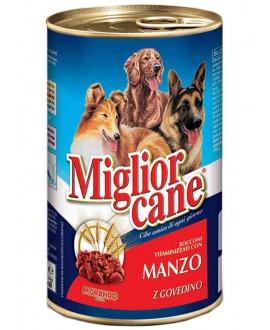MIGLIOR CANE BOCC.MANZO.KG.1,25