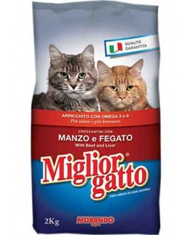 MIGLIOR GATTO CROCC.MANZ/FEGAT.KG.2