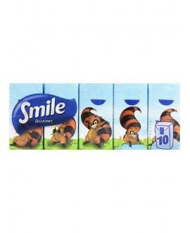 SMILE FAZZOLETTI X10