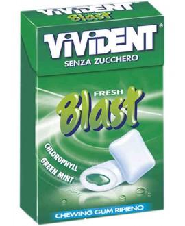 VIVIDENT BLAST FRESH GREEN X20