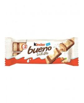 KINDER BUENO WHITE SINGOLO GR.43