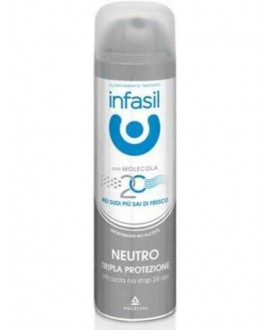 INFASIL DEOD.TRIPLA AZIONE SPRAY ML.150