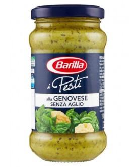 BARILLA PESTO GENOVESE SENZ' AGLIO GR.190