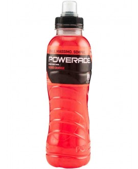 POWERADE BLOOD ORANGE ML.500