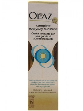 OIL OF OLAZ CREMA EVERYD.SUNSH.ML50