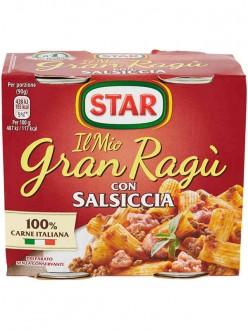 STAR GRANRAGU'SALSICCIA GR.180 X 2