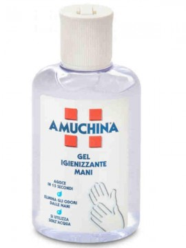 AMUCHINA GEL MANI XGERM ML.80