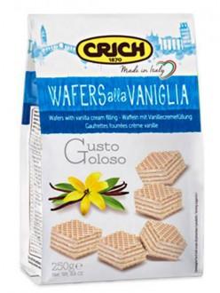 CRICH WAFERS ALLA VANIGLIA GR.250