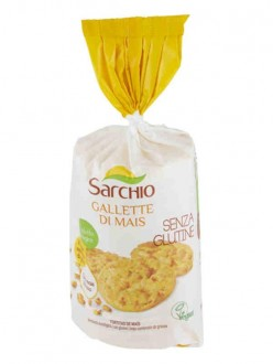 SARCHIO GALLETTE AL MAIS GR100