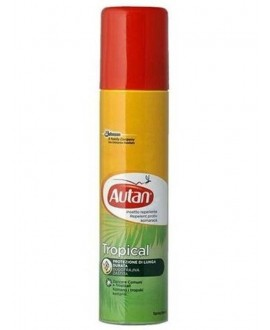 AUTAN TROPICAL SPRAY ML. 100