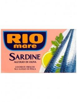RIO MARE SARDINE CLASSICHE GR.120