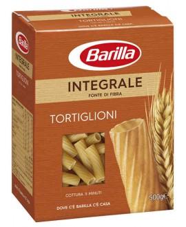 BARILLA INTEGRALE TORTIGLIONI GR.500