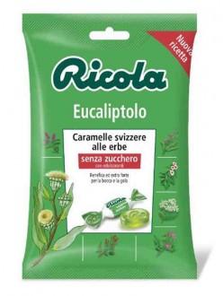 RICOLA CARAM.S/Z EUCALIPTOLO BUSTA GR70 ESP.X24