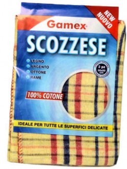 GAMEX PANNO SCOZZESE CM50X50 2PZ