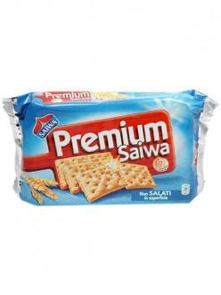 SAIWA CRACKERS PREMIUM NON SALATI GR. 315