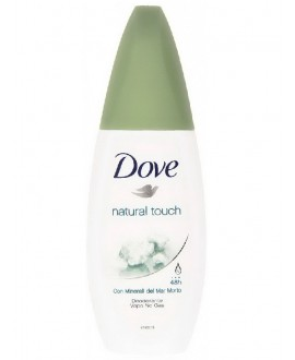 DOVE DEOD. NATURAL TOUCH VAPO ML. 75