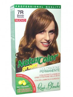 NATUR COLOR BIONDO RAMATO 7R ML.120