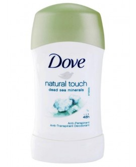 DOVE STICK NATURAL TOUCH ML30