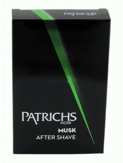 PATRICHS AFTER SHAVE MUSK ML.75