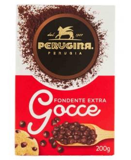PERUGINA GOCCE CIOCCOLATO FONDENTE GR. 200