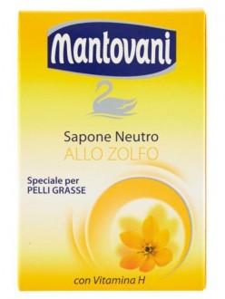 MANTOVANI SAPONE ZOLFO GR.100