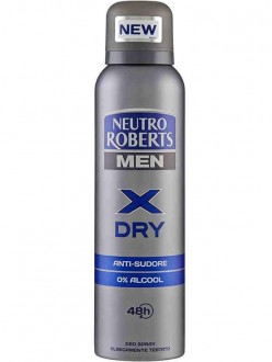 ROBERTS DEOD. MAN X PRO SPRAY ML. 150